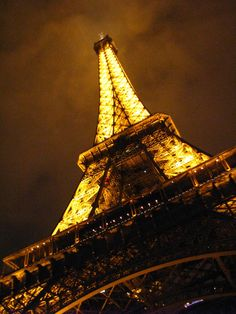 The Eiffel Tower was originally intended to be built in Barcelona, Spain.  It was instead completed in 1889 in Paris, and became the tallest building in the world at that time.