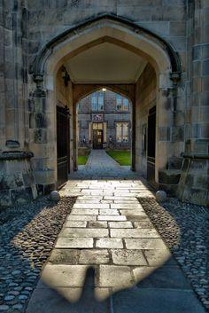 King's College . Aberdeen Scotland