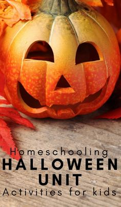 A mini Halloween unit study full of Halloween Activities for Kids for the week of Halloween is here! Huge variety of learning tools and its fun! #halloween #homeschooling #halloweenactivtiesforkids #frugalnavywife | Halloween Homeschool Unit | Halloween Activities for Kids | Halloween | Homeschooling Units