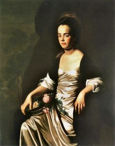 """It's About Time: American Biography - Judith Sargent Murray 1751-1820, author & feminist. American """"modern"""" woman during the Regency era."""