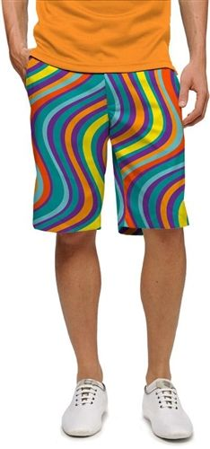 Torrey Lines Mens Made to Order Shorts by Loudmouth Golf.  Buy it @ ReadyGolf.com