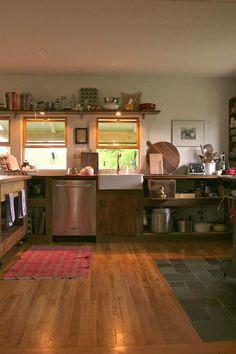 #kitchen  #floor