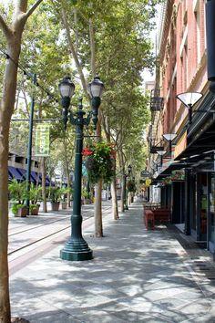 Downtown-San-Jose-California