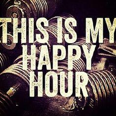 Happy hour #Crossfit #fitspo #motivation
