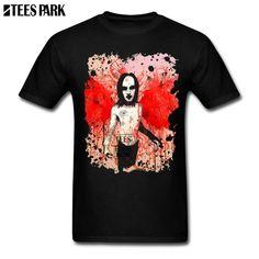 3d T Shirts, Mens Tee Shirts, Marilyn Manson, Fashion Top, Men Online, Wings, Tech, Angel, Student