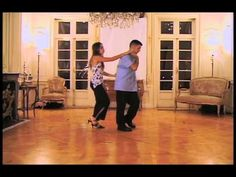 Awesome Salsa Dancing Routine for Beginners - YouTube