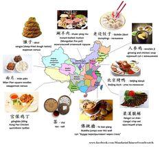 Mandarin Chinese From Scratch: Treasures Of Chinese Cuisine. Part 1.   Сокровища китайской кухни. Часть 1.