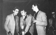 George, John and Paul
