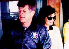 """For months after Jack's death, Bobby remained inconsolable. He was a haunted man; forever dwelling on his loss. He took to wearing his brother's old jacket. The jacket was a connection to his brother."" ♡❤❤❤♡❤♡❤❤❤♡ http://en.wikipedia.org/wiki/Jacqueline_Kennedy_Onassis http://en.wikipedia.org/wiki/John_F._Kennedy"