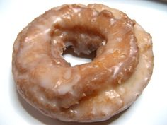 Old Fashioned Sour Cream Doughnuts (1) From: Cristie's Corner, please visit