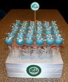 girl scout cake pops