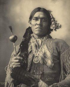 Yellow Buffalo Chief