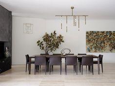 Maxwell, 2020 | Flack Studio Flack Studio, Melbourne Architecture, Dining Area, Dining Room, Interior Design, Table, Furniture, Home Decor, High Contrast