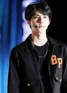 Sehun's not my bias in exo but DAMN if he doesn't make me question that every 2 seconds