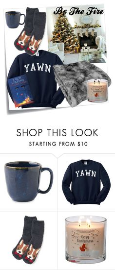 """""""#OOTD: By The Fire"""" by opinionatedfashionista on Polyvore featuring interior, interiors, interior design, home, home decor, interior decorating, Post-It and Juliska Interior Decorating, Interior Design, Ootd, Fire, Interiors, Polyvore, Shopping, Home Decor, Fashion"""