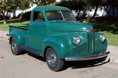 1946 STUDEBAKER M5 PICKUP  Had the pleasure of driving and owning one of these