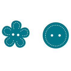 Buttons #4 Steel-Rule Die | AccuCut Craft