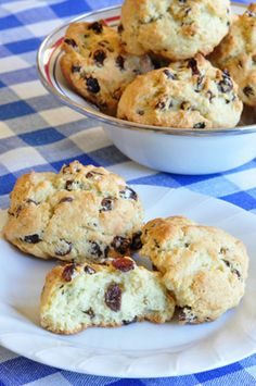 Buttermilk Scones, easy and tasty treat to make for the family, have for breakfast or an afternoon treat with a tall glass of milk!