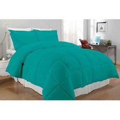South Bay Down Alternative Comforter Mini Set - Walmart.com