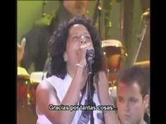 """Diciendo gracias al ritmo de la preciosa canción de Rosana titulada """"Agradecimientos"""". (Vídeo con letra)"""