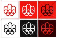 1976 Olympic logo design