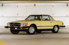 "1979 Mercedes-Benz, 450SL  Chassis # 10704412052463 Nearly New With One-Owner & 9,952 Miles All Documentation From Day One to Current All Books, Window Sticker, Warranty Docs & More Incredibly Well Preserved With Nearly No Faults  The Mercedes Benz SL is perhaps the brands most recognizable long-term sports car. The 300SL is of course the genesis of this love affair, the W113 ""Pagoda's"" ruled t ..  http://www.collectioncar.com/detailed.php?ad=64772&category_id=1"