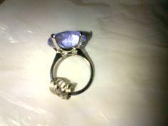bridesmaids gift ..... (engagement ring key holder)
