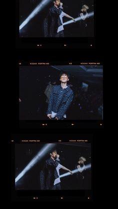 Hanbin -edited by: nananim Ikon Leader, Ikon Wallpaper, Wallpaper Art, Polaroid Template, Ikon Kpop, Kim Hanbin, Chanwoo Ikon, Jiyong, Instagram Blog