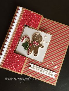 STAMPIN'UP! UK- Top UK Demonstrator Monica Gale-01405 862902-DN14 9QZ: Fancy Folds Blog Hop.. Flip Card this time