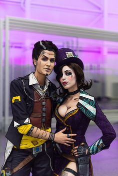 Mad Moxxi, Moxxi, Handsome Jack, Borderlands, Borderlands 2, Tales from the Borderlands, Borderlands the pre sequel, game cosplay, game