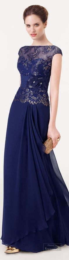Lovely Dress (Midnight Blue)