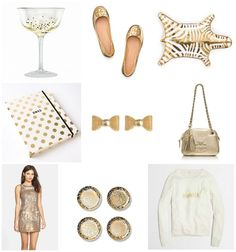 Inspired by Gold | Sprinkle of Glam