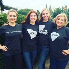 """The ladies from """"Sh*t Southern Women Say"""" in The Home T!"""
