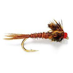 Orvis® American Pheasant Tail Nymph Dozen