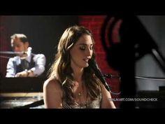 """Sara Bareilles - Hold My Heart (Live @ Walmart Soundcheck) - """"Alguém sabe como segurar meu coração?"""""""