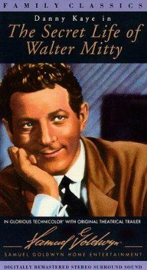 """""""The Secret Life of Walter Mitty (1947),"""" or """"Why Danny Kaye is the most lovable actor of all time."""""""