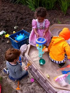 Bring EarthBaby to the Sandbox discussion. Help Grow the EarthBaby Family. - EarthBaby Blog