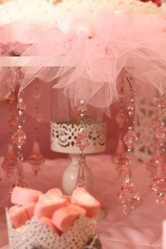 Pink Party aniversário da bailarina via Idéias do partido de Kara  . Kara'sPartyIdeas com # # Ballet PartyIdeas # Suprimentos # Girl # Pink (2)
