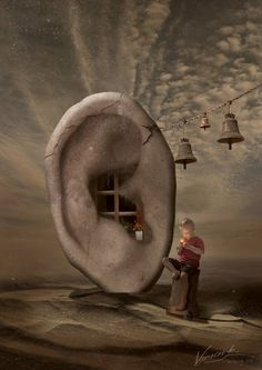 In SilenceIn Silence - 35 Creative Surreal Photo Manipulations  <3 <3