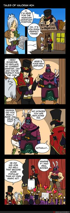 Tales of valoran #024