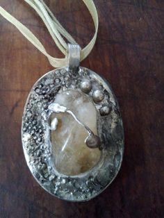citrine Washer Necklace, Jewelery, Jewels, Jewlery, Jewerly, Jewelry, Jewellery