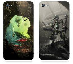 [Concours] De magnifiques stickers iPhone et Galaxy SII à gagner