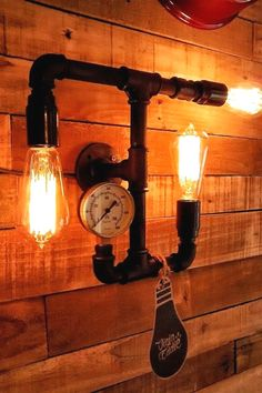 7 Happy Tips: Industrial Closet Life industrial bedroom loft.Industrial Bathroom Shelf industrial windows for home. Industrial Bathroom Lighting, Best Bathroom Lighting, Industrial Style Lighting, Rustic Lighting, Lighting Design, Lighting Ideas, Industrial Wallpaper, Cafe Industrial, Vintage Industrial