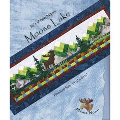Moose Lake Pattern - Row by Row 2015