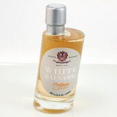 Italian aged Acetaia Malpighi white balsamic vinegar - $24.99