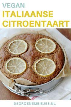 Deze vegan Italiaanse citroentaart is echt bellissima en een grote aanrader om zelf eens te maken. Het is ook nog eens een heel makkelijk recept, dus wat let je? Bake baby, bake!