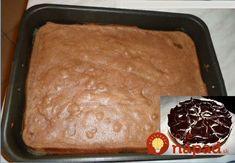 Výborný bezlepkový recept na domácu piškótu na torty aj domáce zákusky. Pridávam aj krém a polevu, ktoré máme radi. Sweet Desserts, Griddle Pan, Health Fitness, Gluten Free, Pudding, Breakfast, Cakes, Scrappy Quilts, Glutenfree
