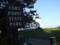 Fort Point State Park - Stockton Springs, Maine