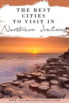 For some fantastic Northern Ireland road trip inspiration here are some Northern Ireland cities that you really must visit. This is a list of incredible places in Northern Ireland for you to explore. From fascinating history, beautiful walks and incredible scenery you should add these places to your Northern Ireland bucket list! | unique things to do in ireland | how to spend your Ireland vacation | best things to see in Ireland | where to stay in ireland | bucket list locations for Ireland… Ireland Travel Guide, Europe Travel Guide, Backpacking Ireland, Travel Uk, Paris Travel, Wanderlust Travel, Travel Guides, Northern Ireland Cities, Places To Travel