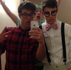 Cameron and Nash and Taylor  ❤️❤️